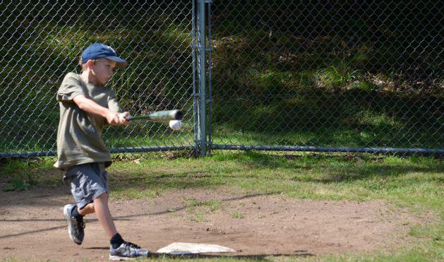 Working on ACs in baseball!
